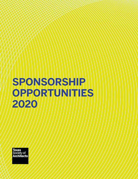 2020 Sponsor Cover